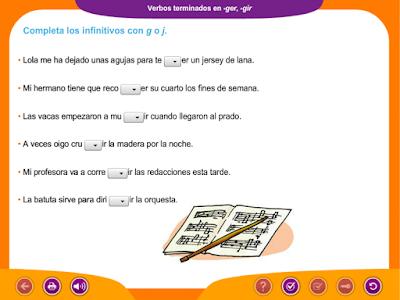 http://www.ceiploreto.es/sugerencias/juegos_educativos_4/14/5_Verbos_terminados_ger_gir/index.html