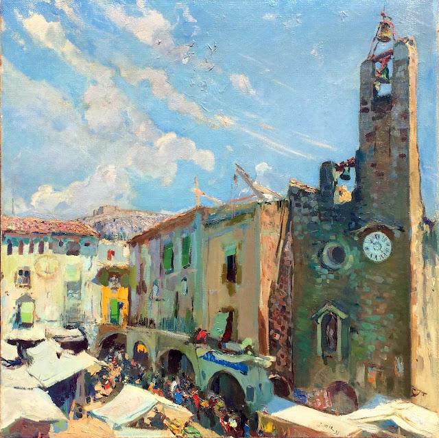 Joaquín Mir Trinxet, Paisajistas españoles, Paisajes de Joaquín Mir, Pintor español, Pintores Catalanes, Pintores de Barcelona, Joaquín Mir, Pintor Joaquín Mir