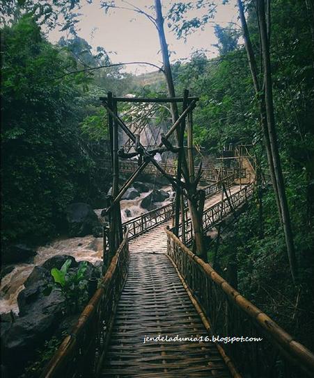 Curug Gending Asmoro, Air Terjun Tersembunyi Dan Alam Yang Begitu Alami
