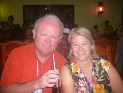 Craig and Donna Murphy of Jackson, Calif, at Synthesis 2012