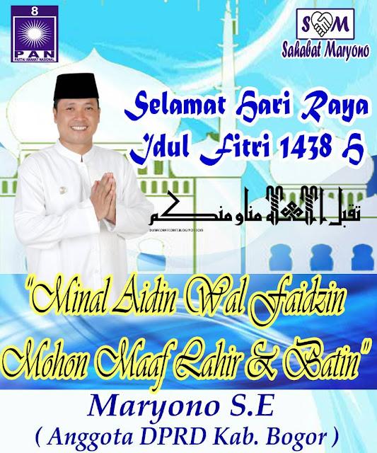 Idul Fitri 1438 Hijriyah 233