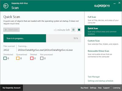 تحميل برنامج كاسبر 2016 كامل Kaspersky Anti-Virus