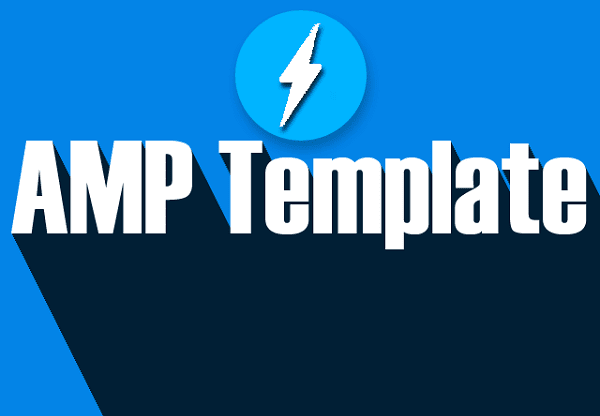 AMP TEMPLATE