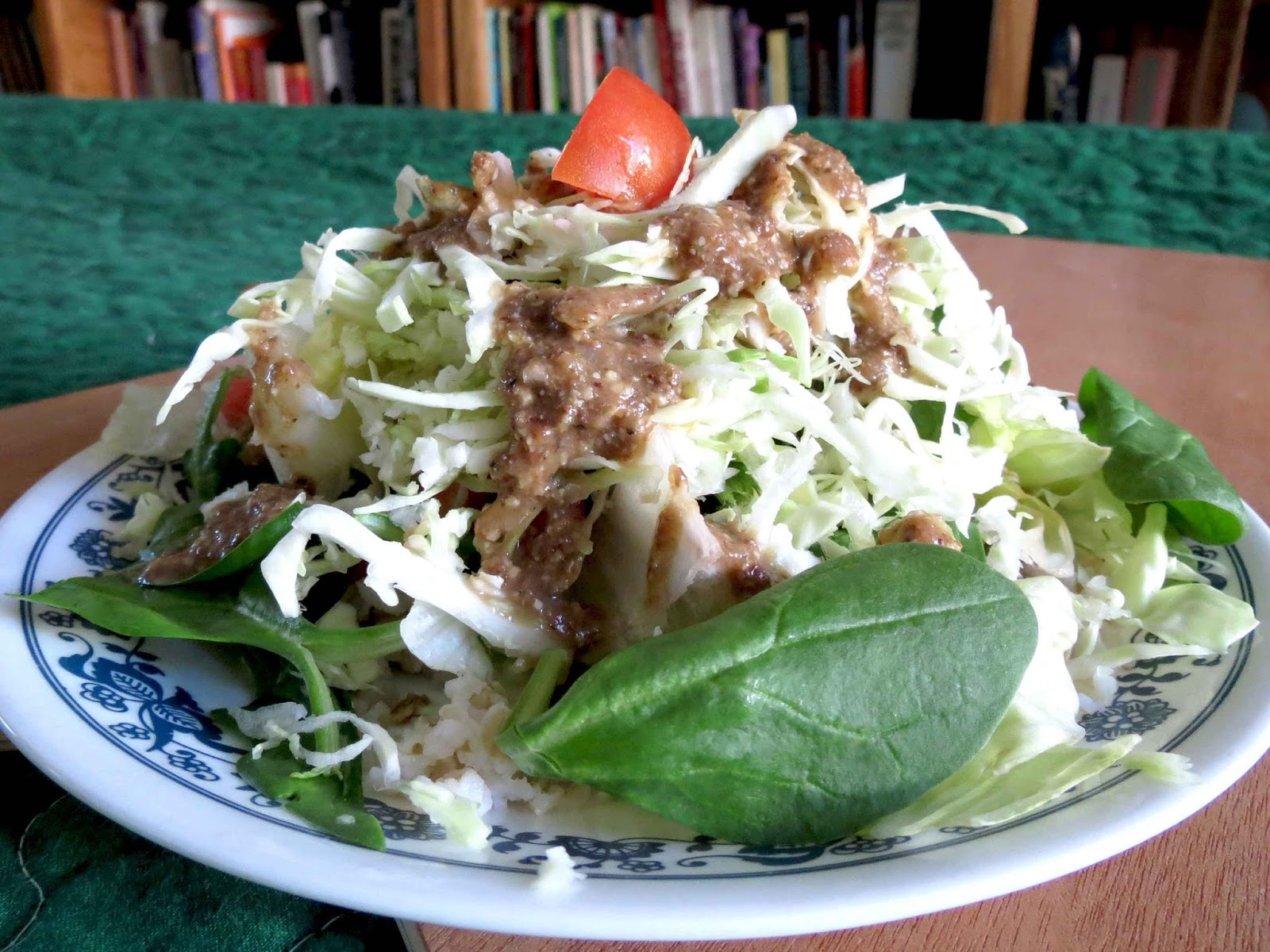 main dish salad