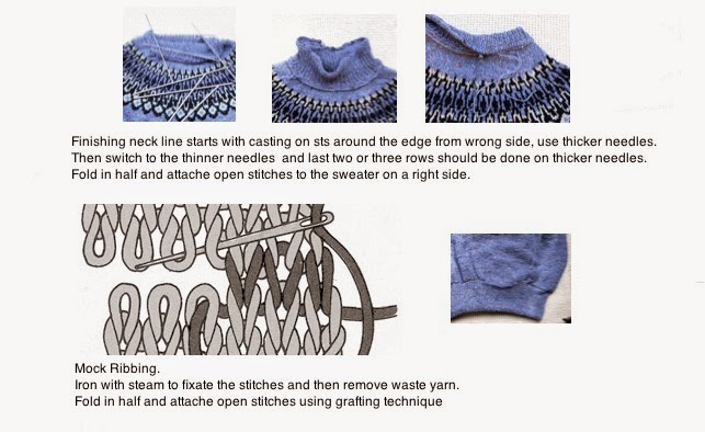 Etsy Russian Team Machine Knitting Seamless Sweater