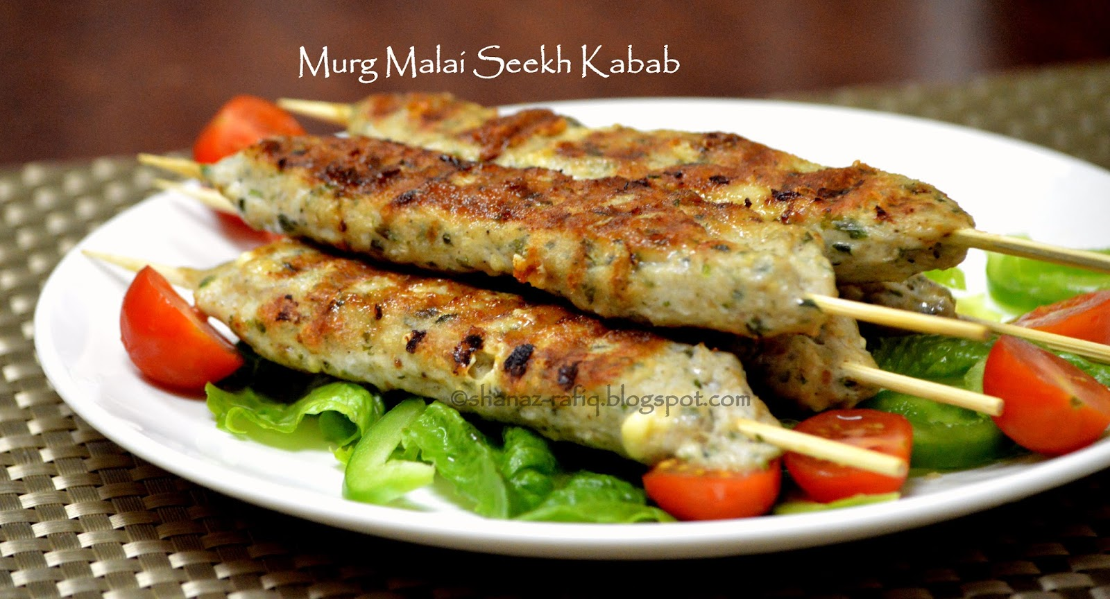 how to make seekh kabab roll