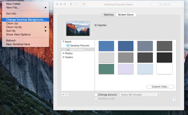 Kiểm tra màn hình Macbook