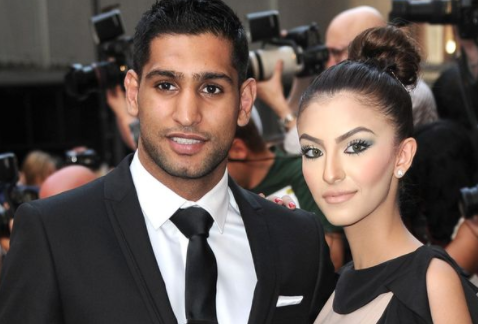 Amir Khan apologizes to Anthony Joshua after claims of affair with wife are revealed as 'false'