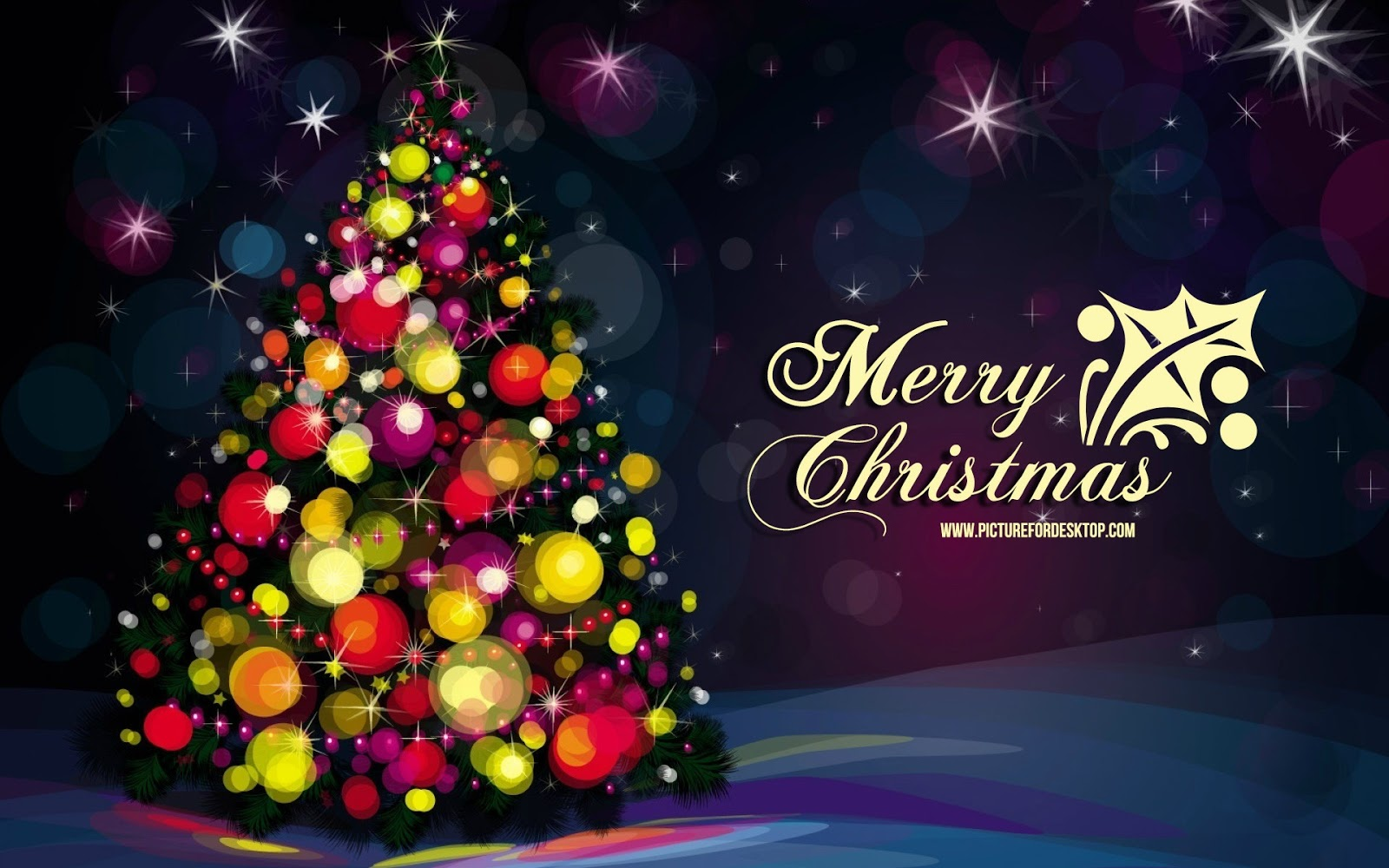 Merry Christmas HD Images Wallpapers Pictures For Facebook ...