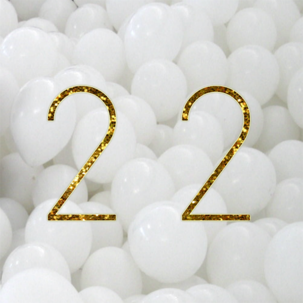 Twin Flames: Some Of The Many Keys Of Number 22 (#my22) - Laughing