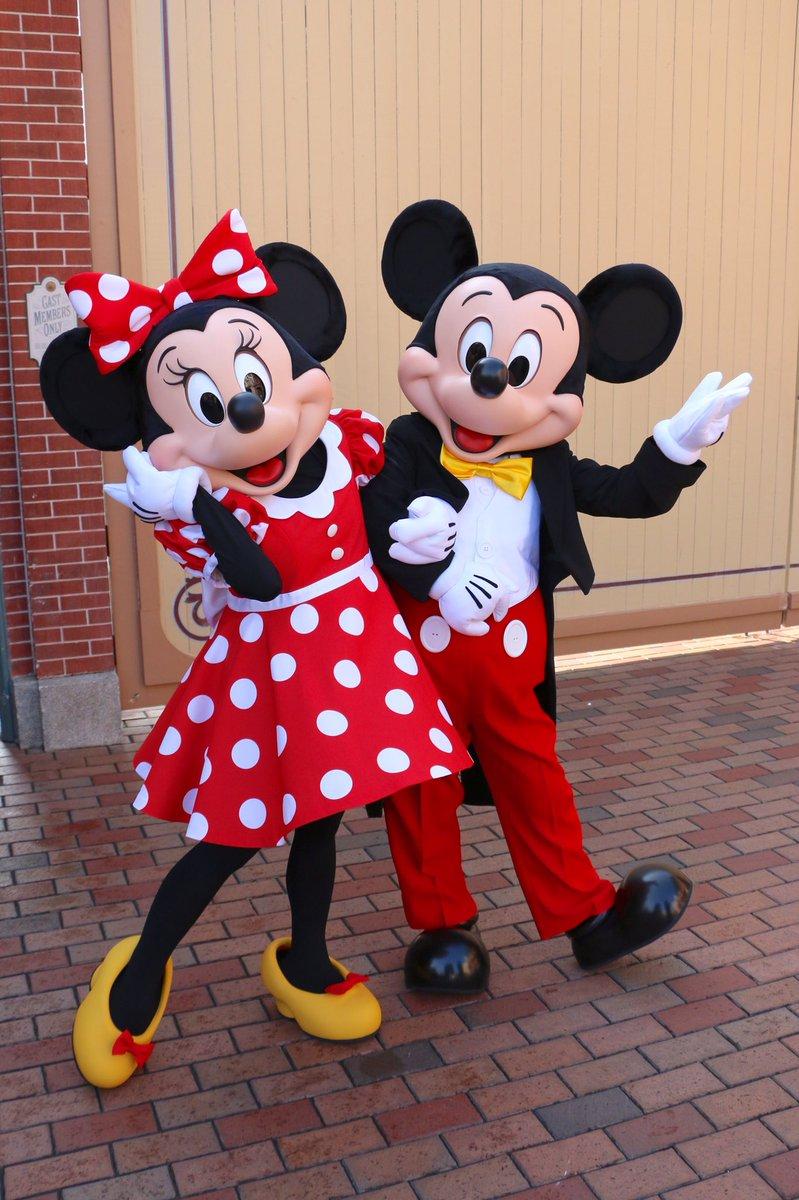 Pupepepets Blog: Mickey & Minnie Through the Years 1955