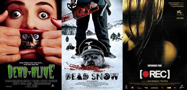 Film Zombie Terbaik dan Terpopuler
