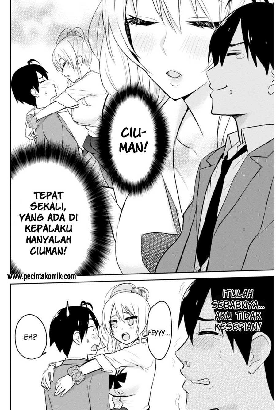 Hajimete No Gal Chapter 4 Bahasa Indonesia