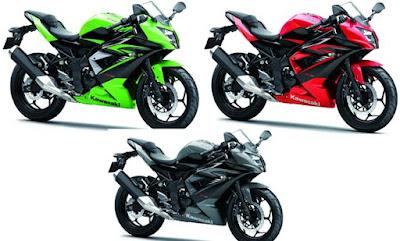 Kawasaki Ninja 4tak 250cc Terbaru Cfa Vauban Du Batiment