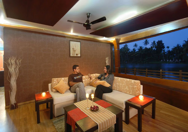 Expensive Houseboats Kerala