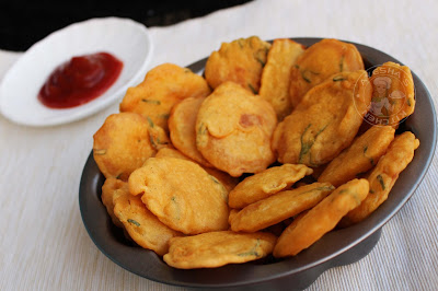crispy spicy snack with potato slices indian snack recipe veg snacks kids special ayeshas kitchen tasty food