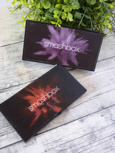 Review : Smashbox Cover Shot Palettes in Ablaze and Matte