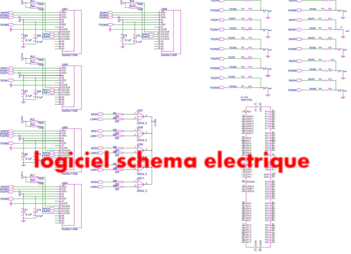 easyeda circuits imprim s en ligne cours electronique et cours electricit. Black Bedroom Furniture Sets. Home Design Ideas