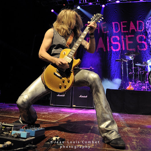 The Dead Daisies @ Z7 (Switzerland)