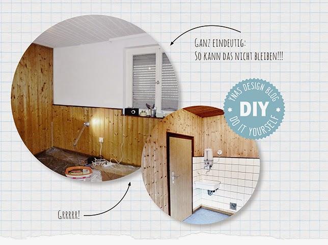 Ynas Design Blog, DIY, Atelier renovieren