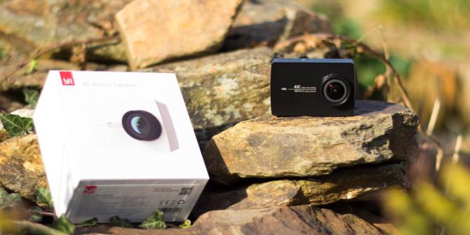 Xiaomi Yi II 4K Action Cam Giveaway