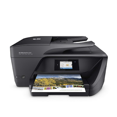 One Wireless Printer alongside Mobile Printing HP OfficeJet Pro 6968 Driver Downloads