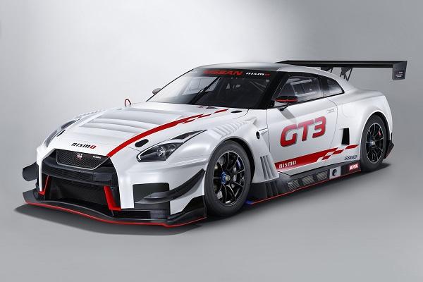 Nissan GT-R Nismo GT3 2019