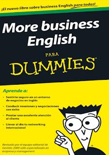 Libro en pdf More business English para Dummies