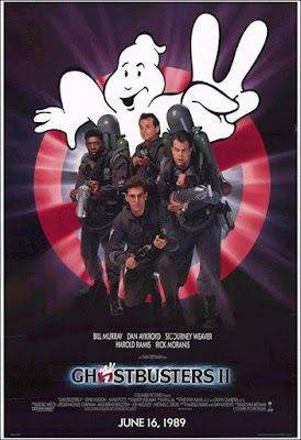 Ghostbusters 2 1989 DVD R1 NTSC Latino