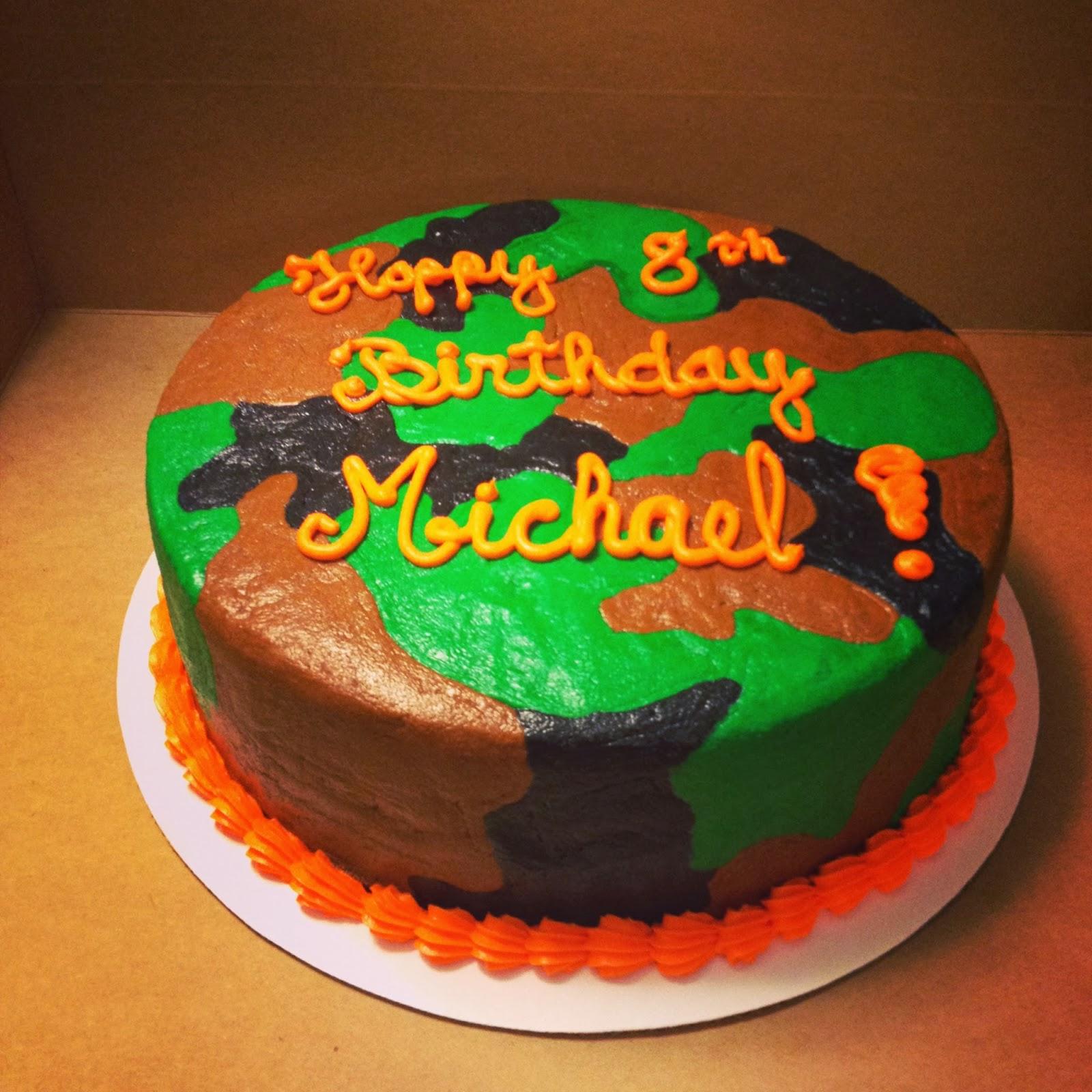 Blue Camo Birthday Cake Image Inspiration of Cake and Birthday