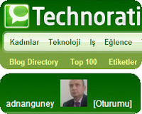 Technorati Site Girişi