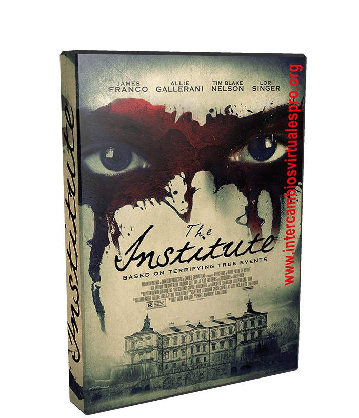 The Institute poster box cover