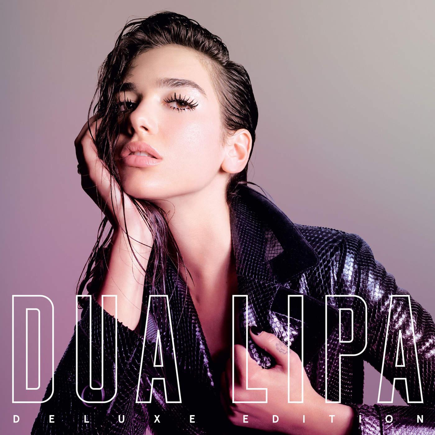 Dua Lipa - Dua Lipa (Deluxe) Cover