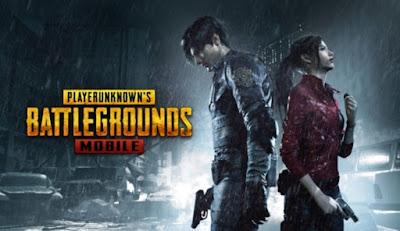 PUBG Mobile Resident Evil 2 Skins | Crossover Event Teased!