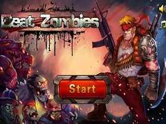 Beat Zombies Mod Apk v2.2 Terbaru (Unlimited Money)