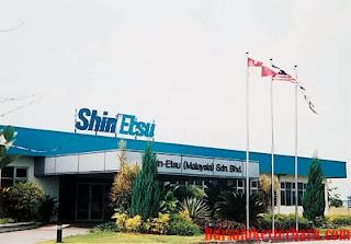 Lowongan Kerja Terbaru di PT Shin Etsu Polymer (Malaysia) SDN.BHD