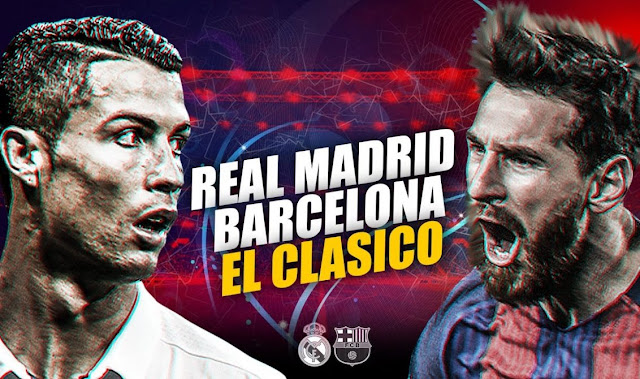 Prediksi Pertandingan Liga Spanyol Real Madrid vs Barcelona
