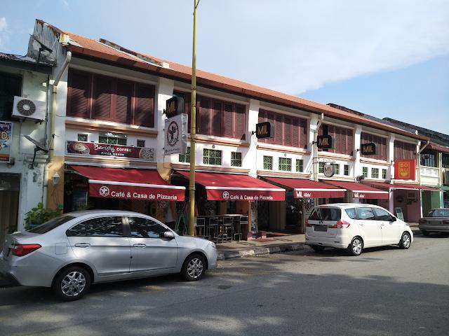 Hotel bajet menarik di Penang