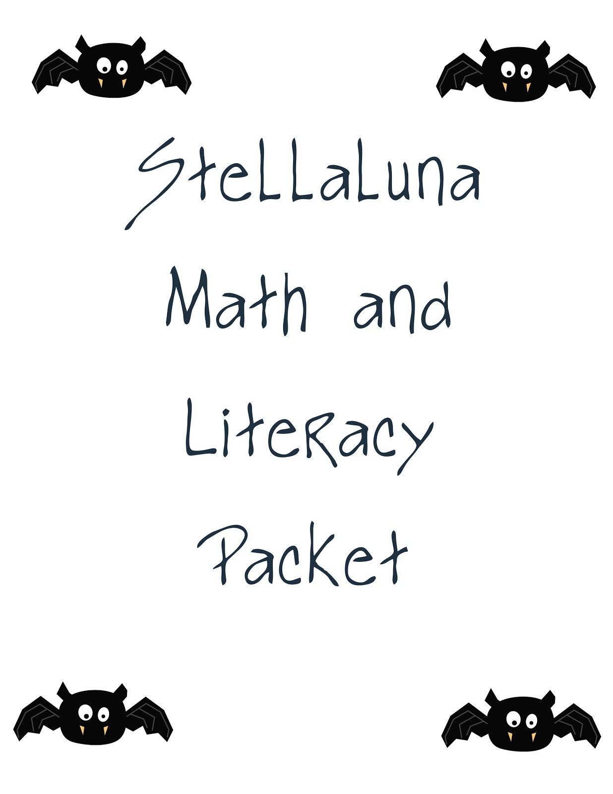 Teacher Talk: Stellaluna
