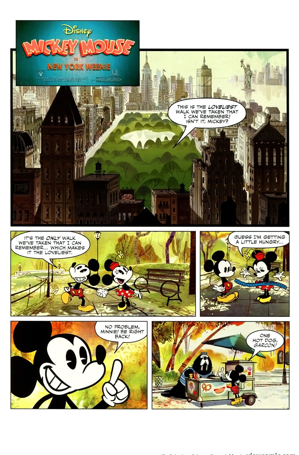 Mickey Mouse Shorts – Season One 04 (2016) | Vietcomic.net reading comics online for free
