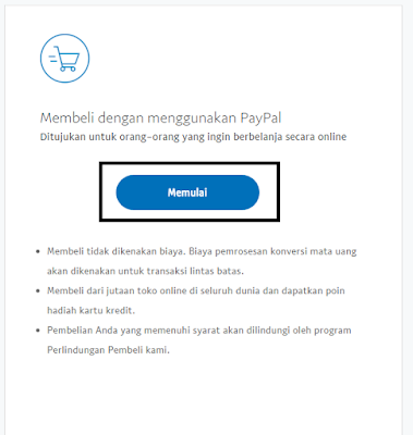 Cara Membuat Akun Paypal Terbaru 2016