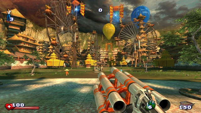 Download Serious Sam 2 PC Gameplay