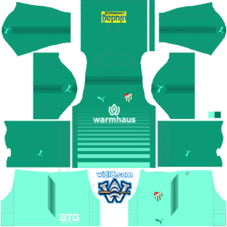 dream league soocer bursaspor 2019 kit forma logo