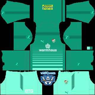 dream league soocer bursaspor 2019 kit forma logo