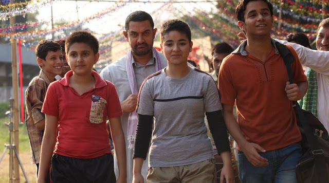 Dangal Box Office Collection, 1st Day Income