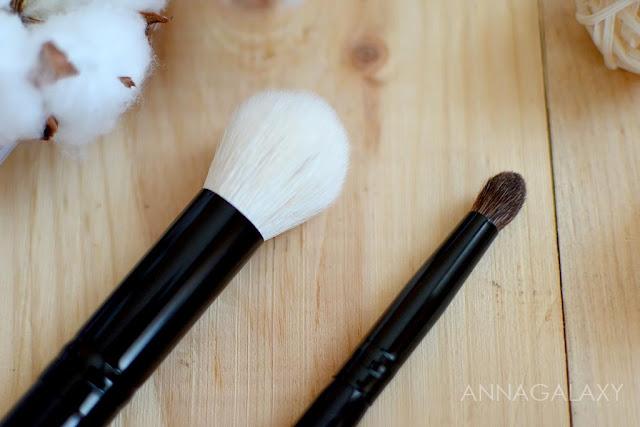 Отзывы Кисти для макияжа Relouis Pro круглая для теней и малая мультифункциональная отзывы