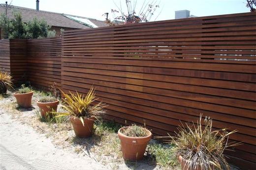 Gard lemn exotic design modern gard simplu din lemn arhitectura gradina si gard