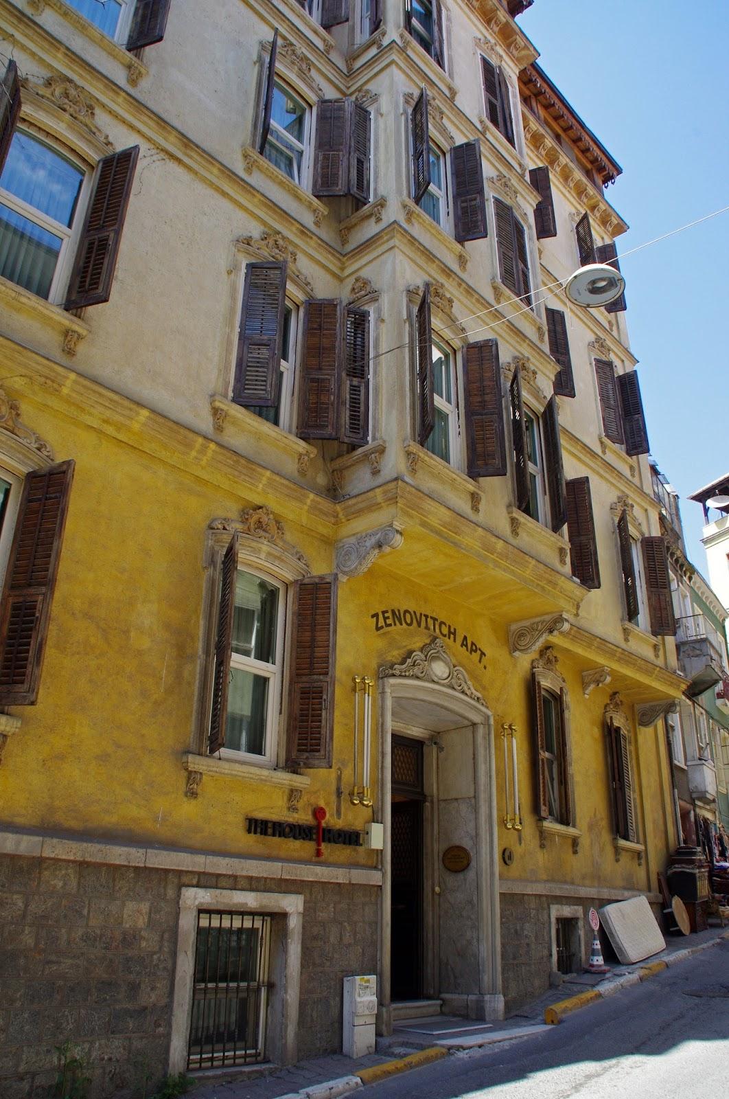 House Hotel Galatasaray Exterior