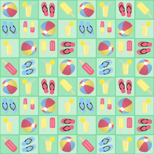 Clown Fish Cafe How To Create Tiling Patterns In Inkscape The - Create tiled image
