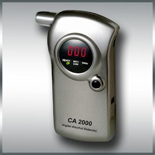 Máy đo nồng độ cồn CA2000 Technomarine